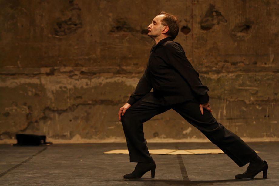 «36, Avenue Georges Mandel» : Raimund Hoghe porte la Callas en lui au festival d'Avignon