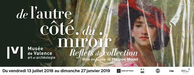 Passez «de l'autre côté du miroir» avec le Musée de Valence et ses merveilles