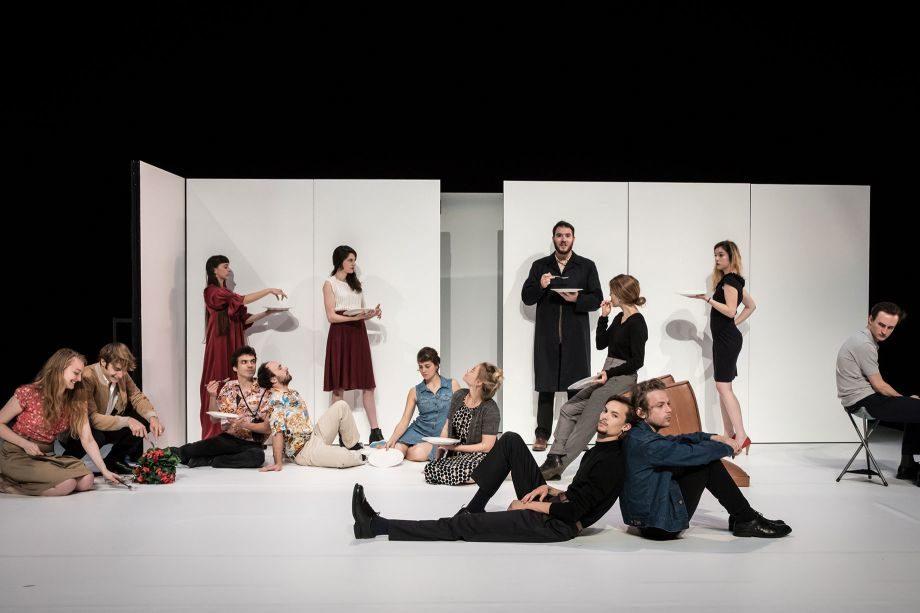 «Le pays lointain (un arrangement)», Christophe Rauck met la famille dos au mur au Festival d'Avignon