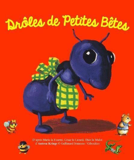 «Drôles de petites bêtes», un vrai jeune public divertissant au Off d'Avignon