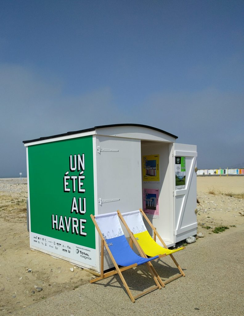 Un été au Havre, entre géométrie et poésie