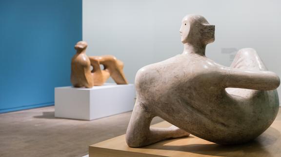 Landerneau expose le sculpteur, moderne et méconnu, Henry Moore