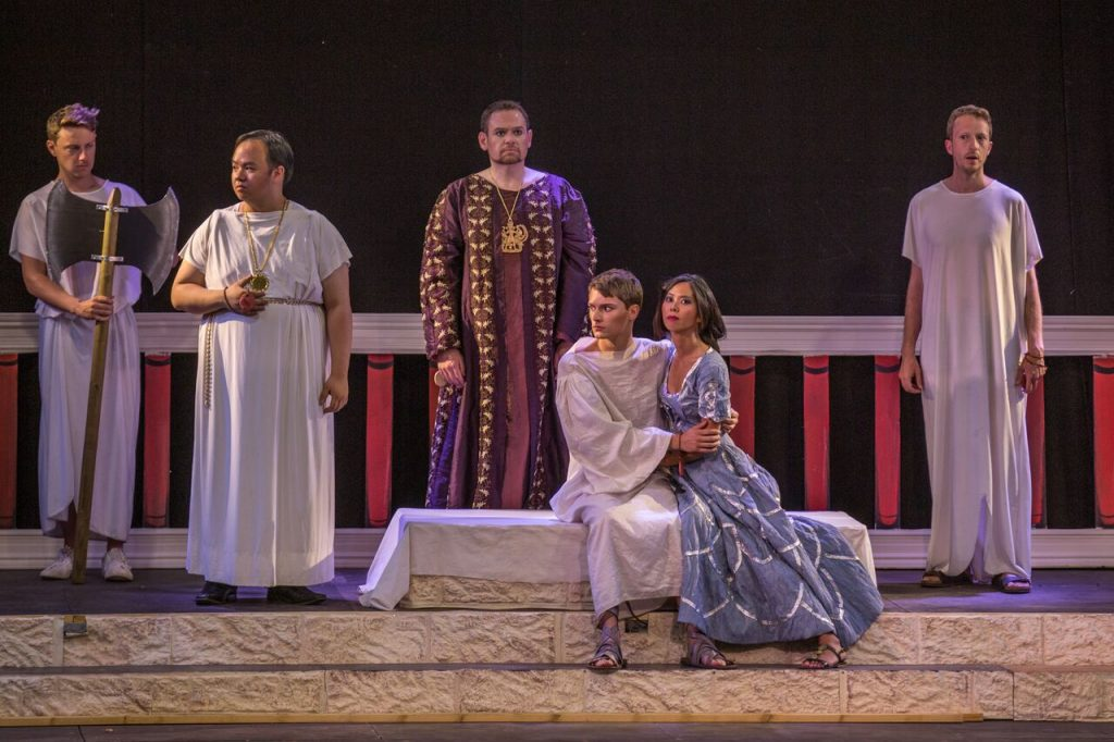 Mozart, Verdi…et pique-nique en Anjou