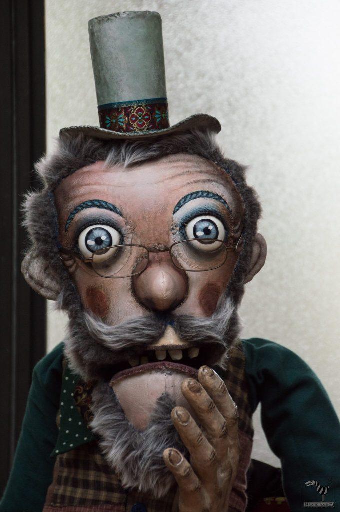 [MiMa] M. Pepperscott, le charme des histoires, la marionnette en plus… ou l'inverse!