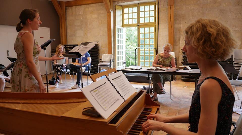 Mélodie & Lied au programme de la nouvelle Académie Orsay-Royaumont