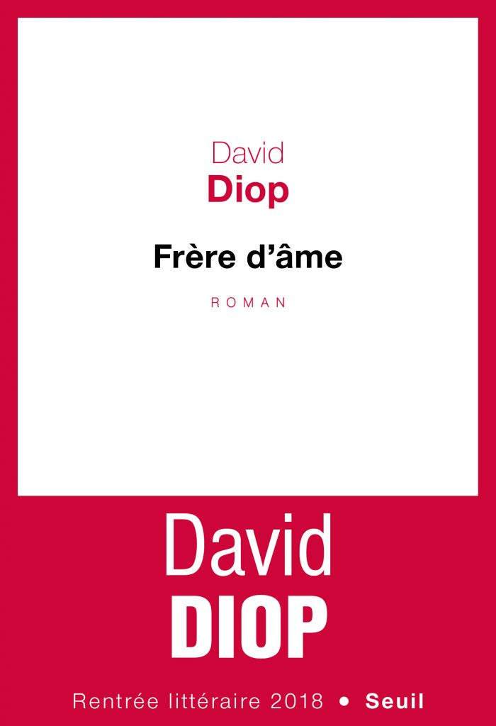 «Frère d'âme» de David Diop, roman magistral