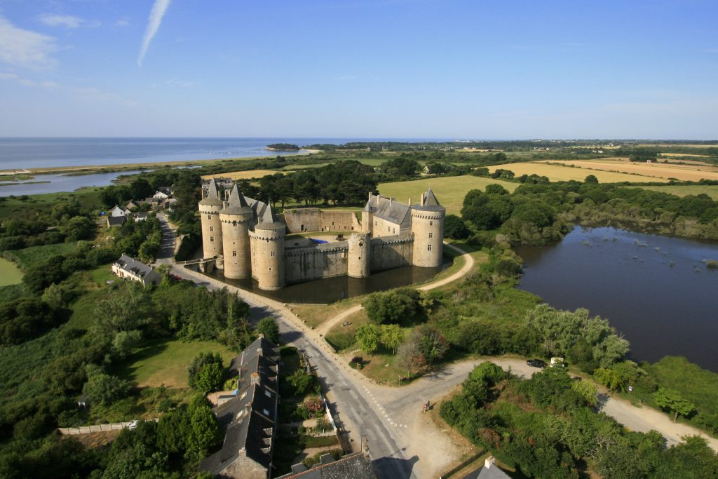 Suscinio : le domaine des ducs de Bretagne fête ses 800 ans