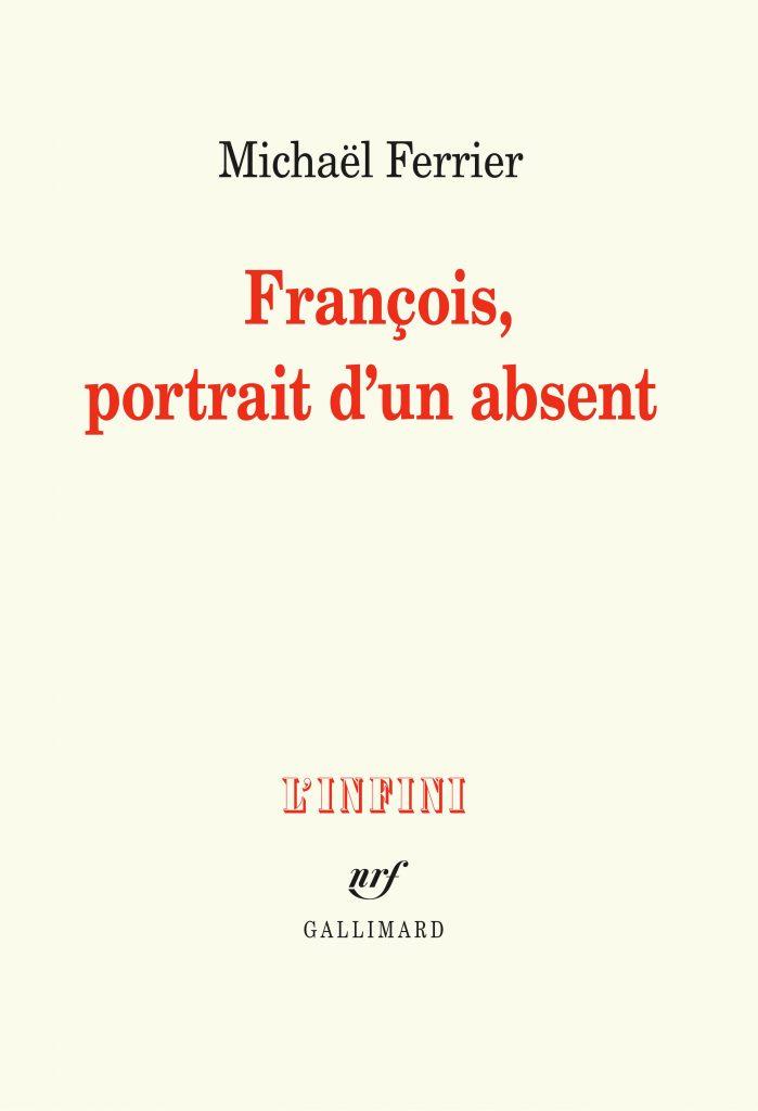 Michaël Ferrier signe un beau texte sur l'amitié et le deuil