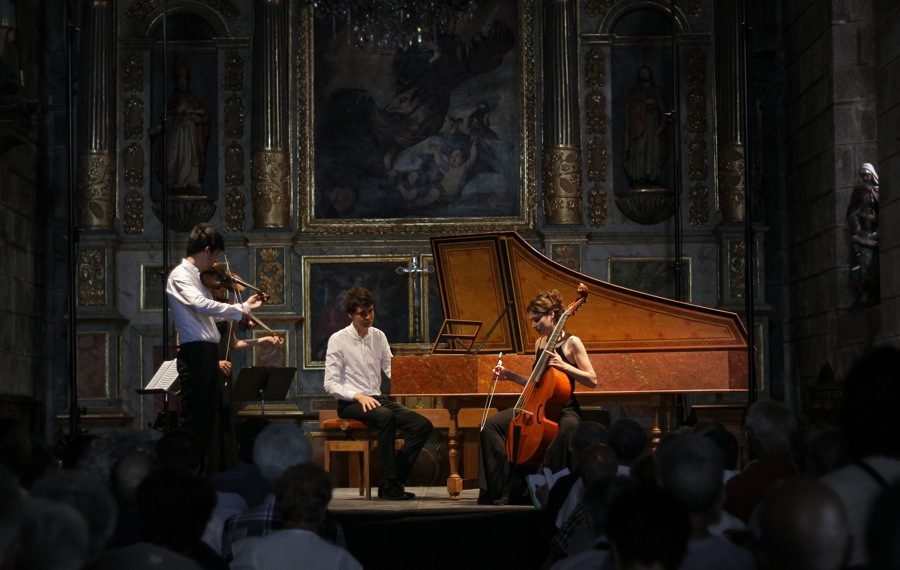 Un Consort enchanteur à Bach en Combrailles