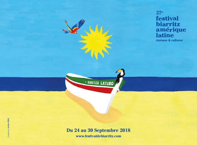 Gagnez 1×2 pass pour le Festival Biarritz Amérique latine
