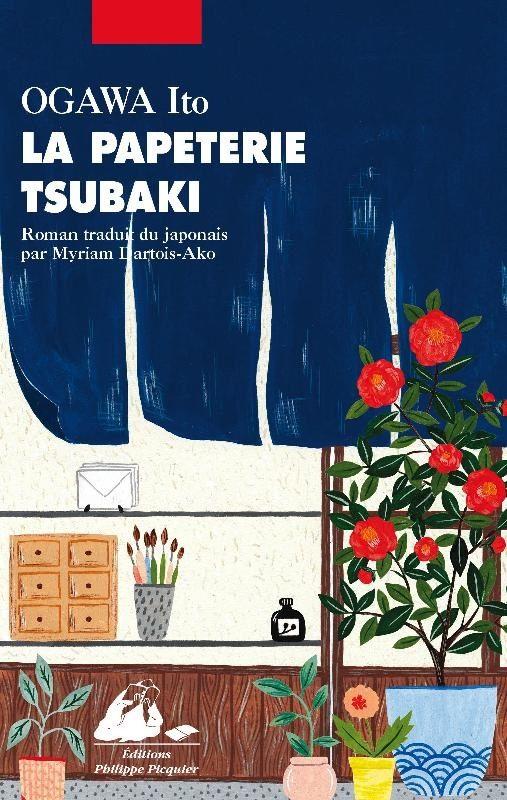 « La papeterie Tsubaki », les mots, les maux, les mets