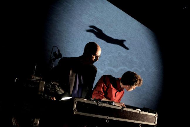 [MiMa] «L'envol», une invitation planante aux voyages métaphoriques, ou la grâce d'un spectacle transdisciplinaire
