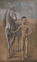 03-picasso_garon-conduisant-un-cheval_moma