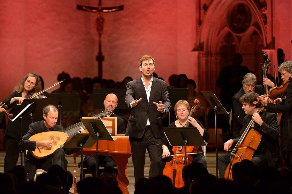 Le 39e Festival d'Ambronay s'ouvre avec Valer Sabadus et le Concerto Köln éblouissants