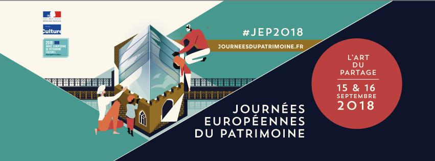 Le programme glamour et parisien pour le week-end des journées européennes du patrimoine