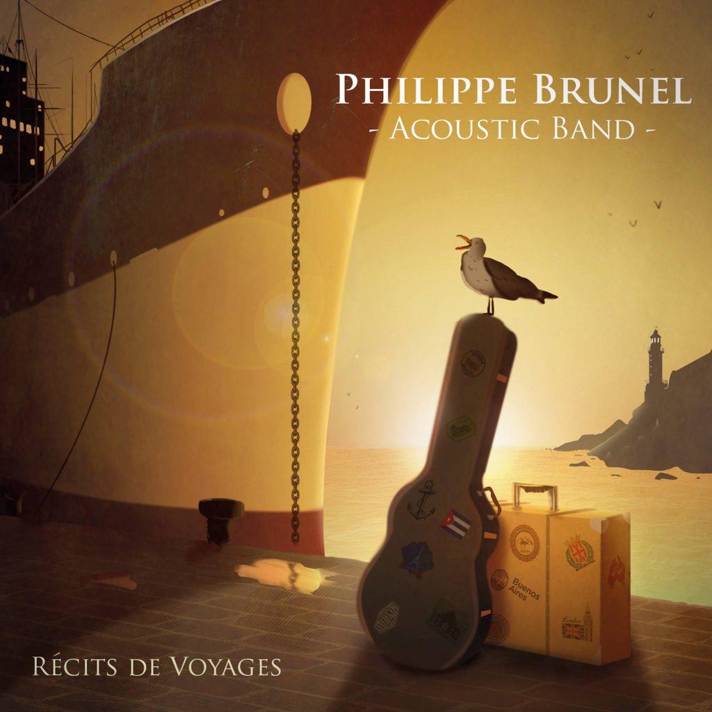 Partons en voyage avec Philippe Brunel Acoustic Band