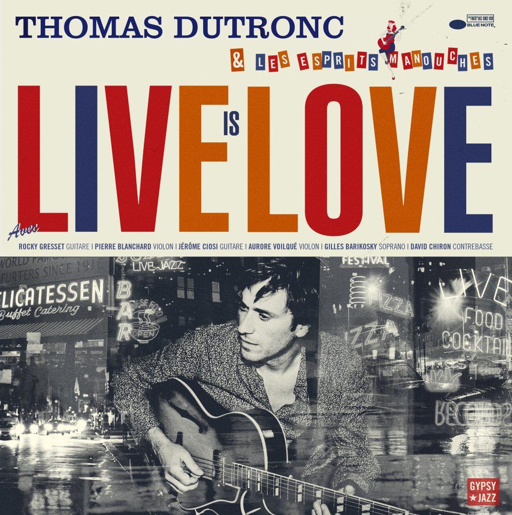 Thomas Dutronc présente son nouvel album à la presse, en toute simplicité