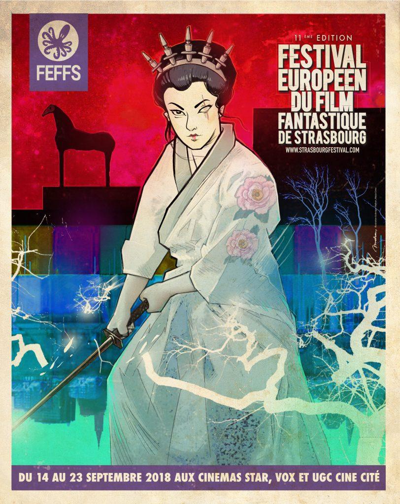 Palmarès de la 11ème édition du festival européen du film fantastique de Strasbourg