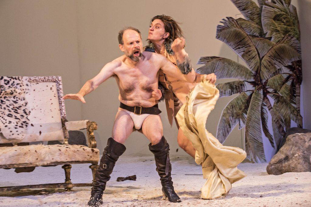 Ostermeier monte Shakespeare version franchouille à la Comédie Francaise