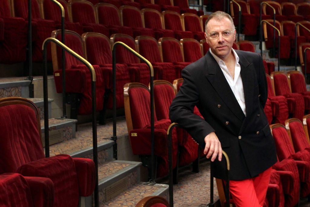 Maurice Xiberras, directeur de l'Opéra de Marseille, nous parle pédagogie et nouvelle saison