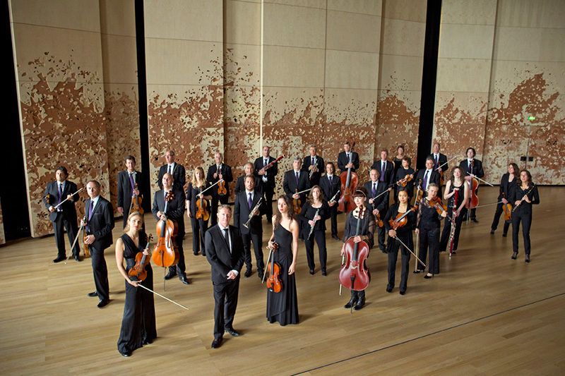 40 ans de l'Orchestre de Chambre de Paris : Interview de Douglas Boyd