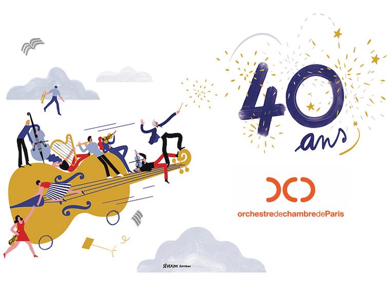 Gagnez 2 places pour l orchestre de chambre de paris - Orchestre de chambre de paris ...