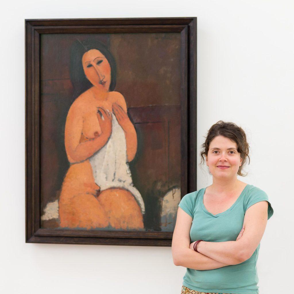 Entretien avec Jeanne-Bathilde Lacourt, Conservatrice en charge de l'art moderne au LaM