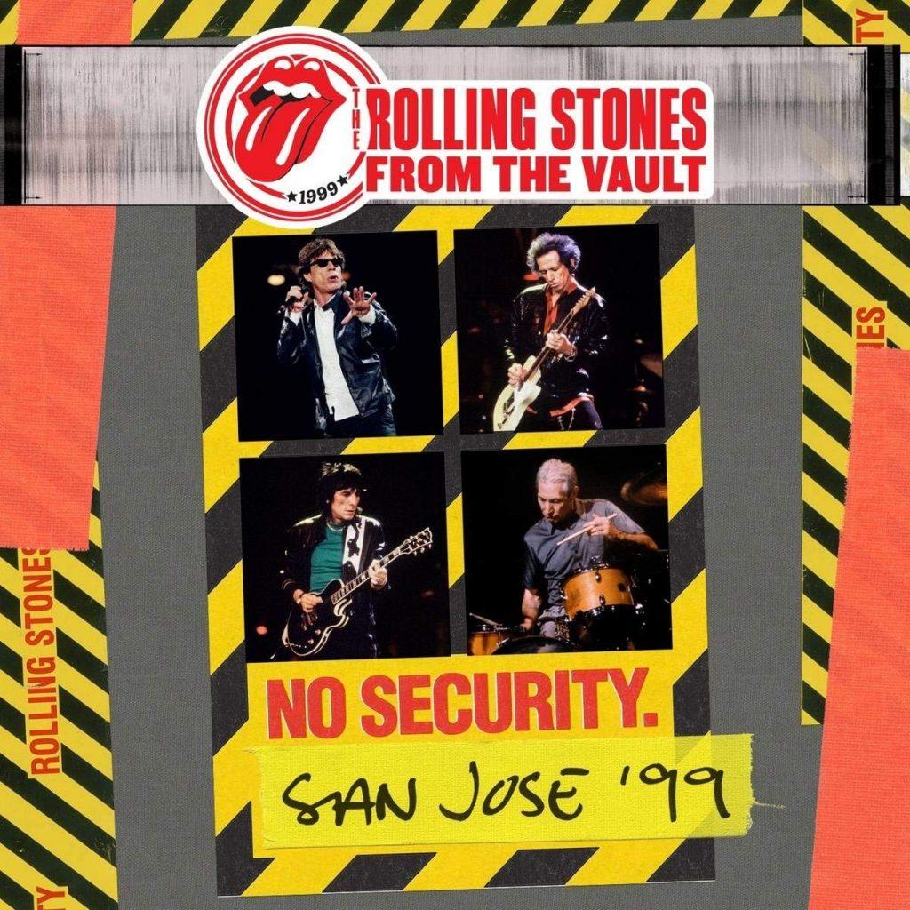 No Security San Jose'99 : Les Rolling Stones sortent de leurs archives un live très rock'n'roll !