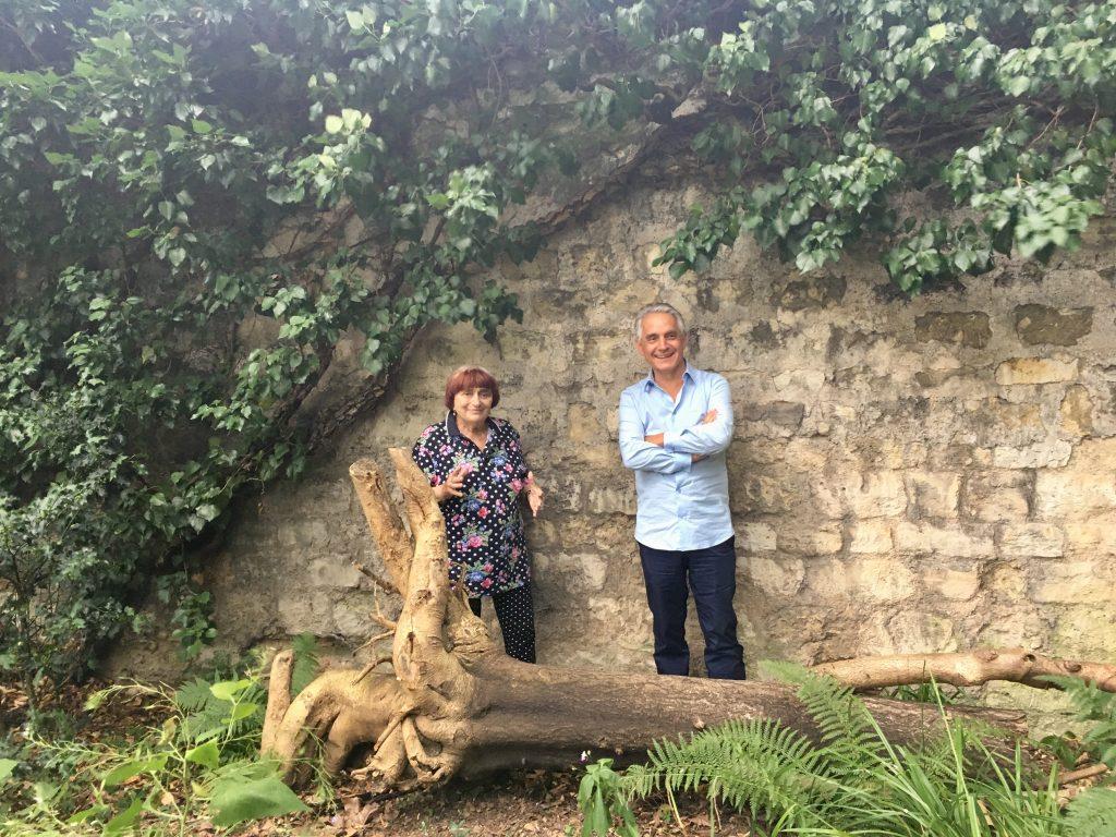 Agnès Varda au XXIème siècle : causerie à la Fondation Cartier