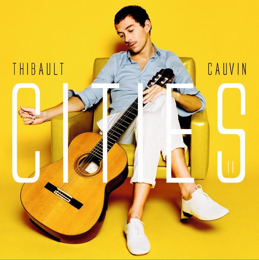 Rencontre avec Thibault Cauvin : «La force de la guitare c'est que c'est l'instrument populaire par excellence»