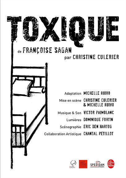 « Toxique », un récit pudique et intime sur les affres de la dépendance
