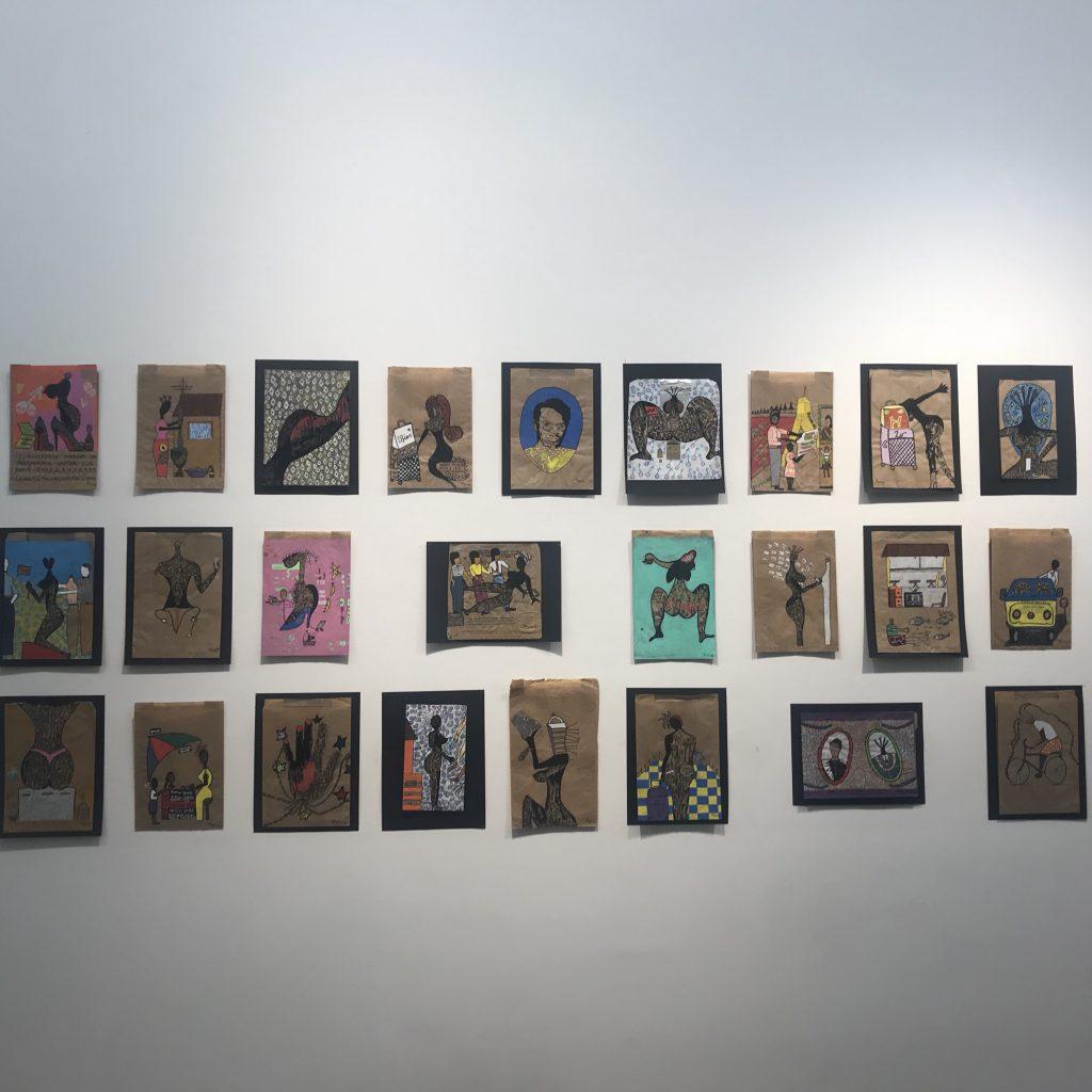 Quatre femmes d'histoire(s) à la Galerie Eric Dupont