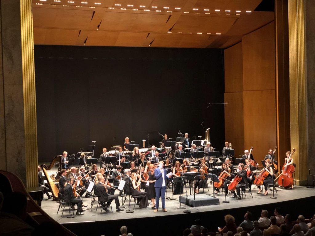 L'Orchestre de Chambre de Paris célèbre ses 40 ans au Théâtre des Champs Elysées