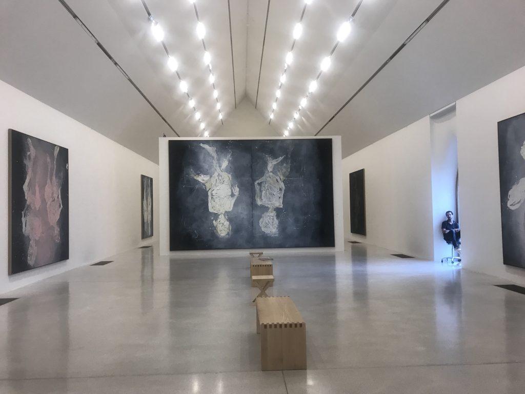 Corpus Baselitz : Autoportraits réflexifs et incarnés au Musée Unterlinden