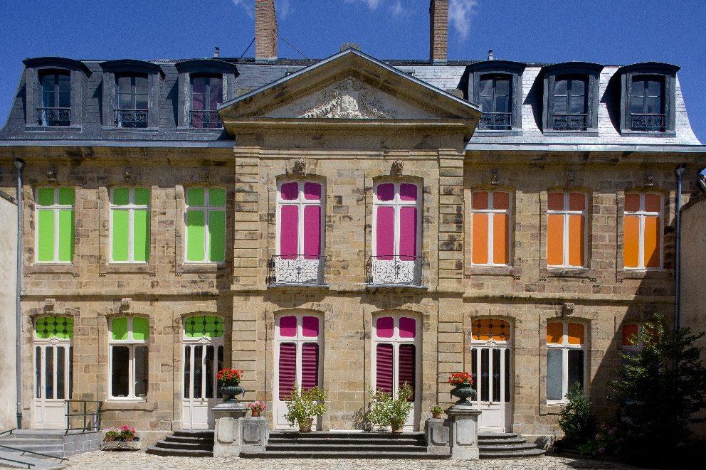 Week-end  à Moulins :   une petite ville, de grands musées