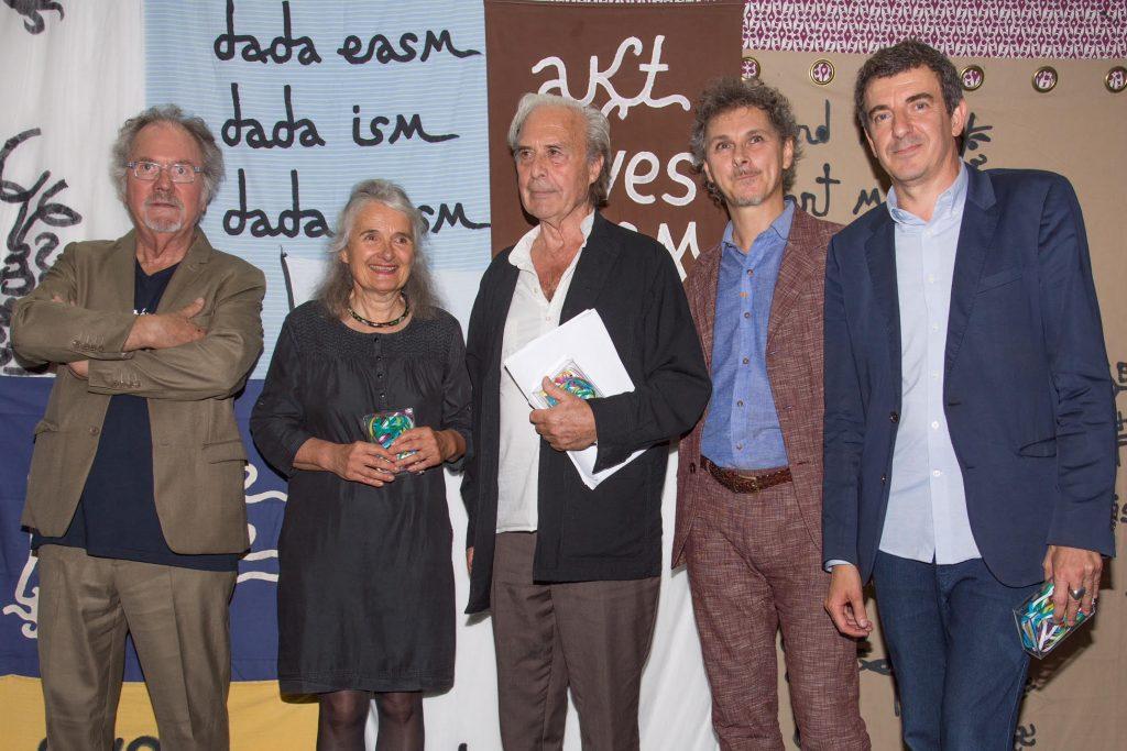 Michele Metail, Fia Backström et Alain Arias-Misson récompensés lors du Prix Littéraire Bernard Heidsieck