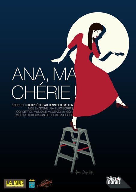 « Ana, ma chérie », une introspection transformée en thriller