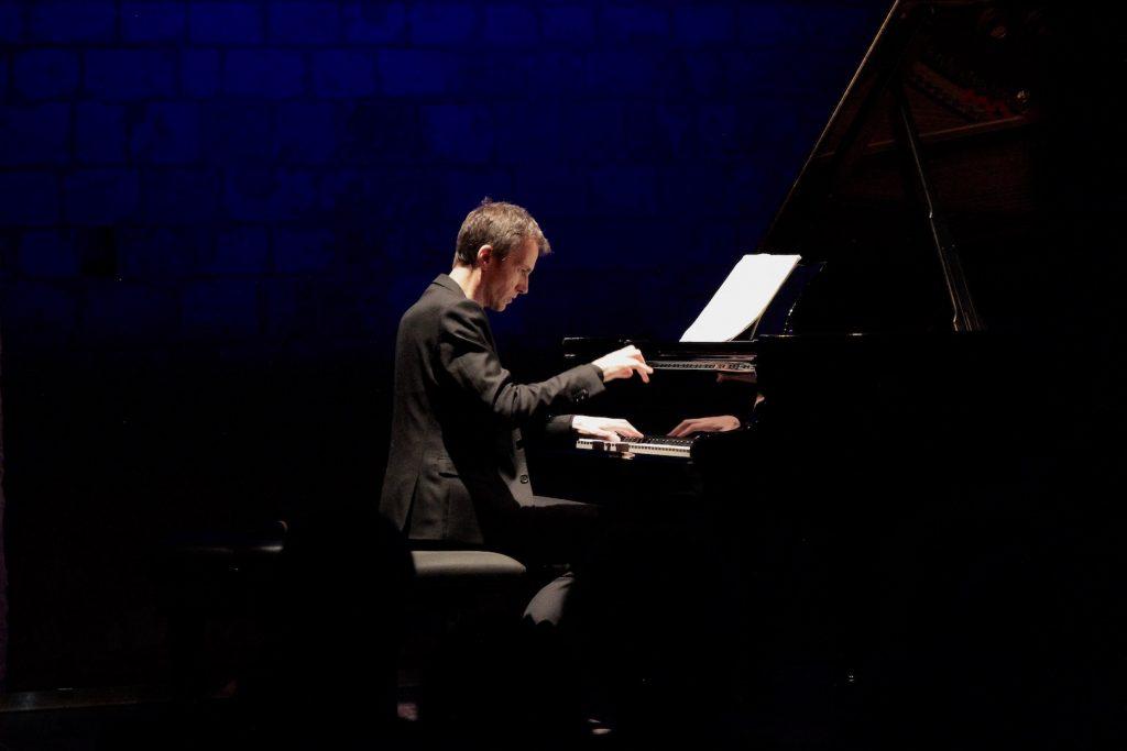 Pianoscope à Beauvais: Alexandre Tharaud en chef d'orchestre, de la virtuosité et des surprises