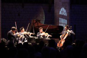 Le Quatuor Arod ©Mazet