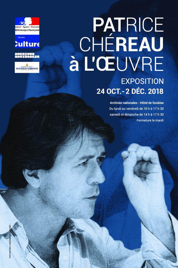 Dans les archives de Patrice Chéreau à l'hôtel de Soubise