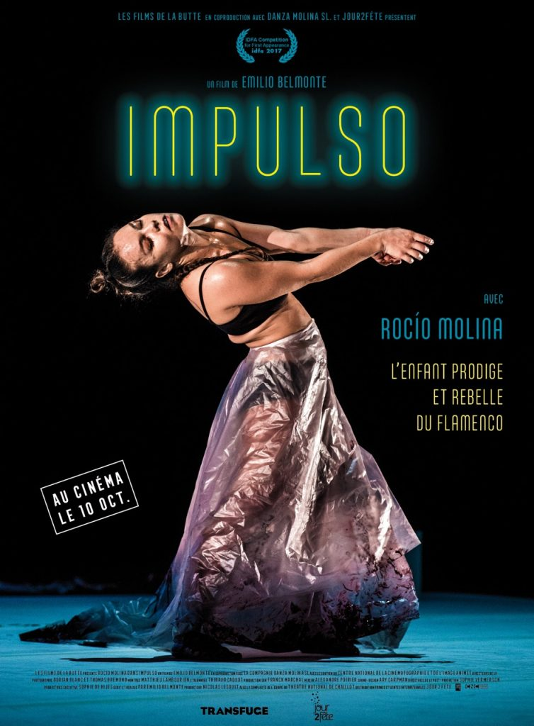 « Impulso », un documentaire sur Rocio Molina