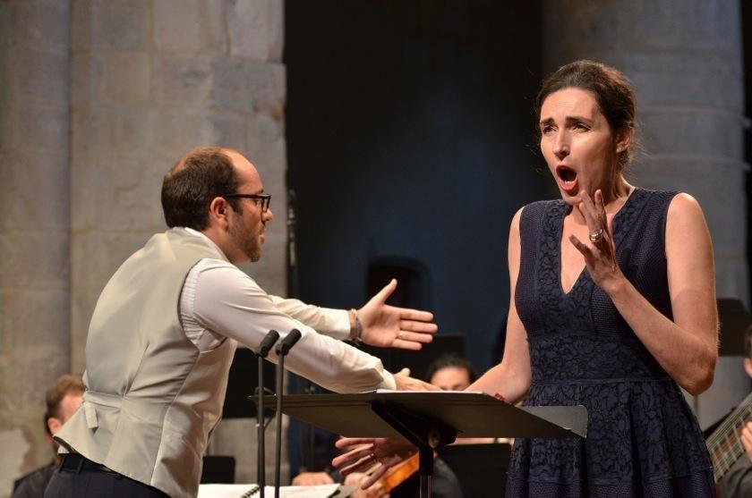 Au Festival d'Ambronay, la sublime Véronique Gens dans «Lyrique Tragédie»