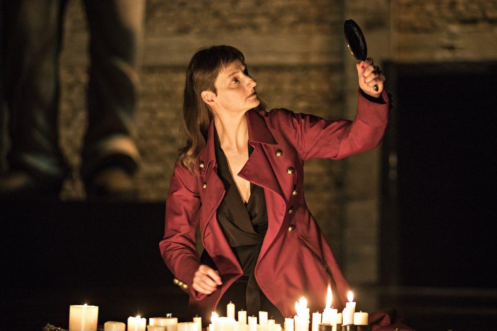 Splendide «Partage de midi» de Claudel mis en scène par Éric Vigner au Théâtre des Abbesses