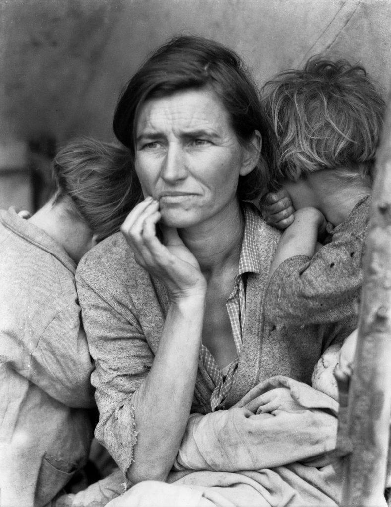 «Dorothea Lange : Politiques du visible» au musée du Jeu de Paume