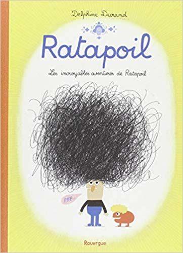 Ratapoil, ça déménage chez Rouergue
