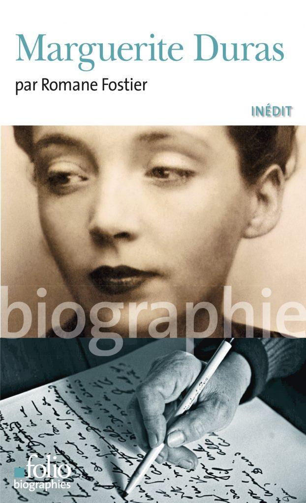 « Marguerite Duras » par Romane Fostier : Ecrire dit-elle