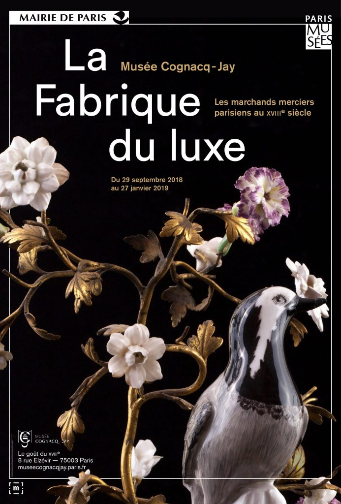 La Fabrique du Luxe : une exposition pour érudits