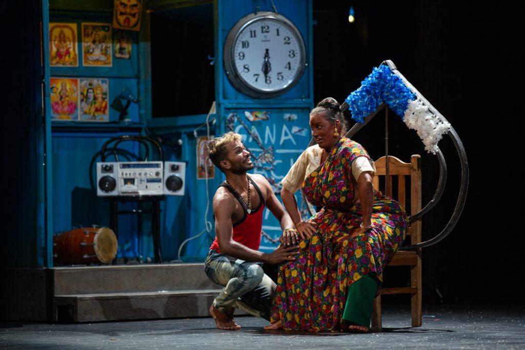 «Chandâla, l'Impur», une création prometteuse du Théâtre Indianostrum de Pondichéry aux Francophonies en Limousin