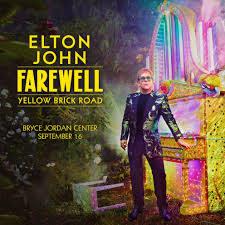 Elton John: la tournée Farewell Yellow Brick Road en guise d'adieux