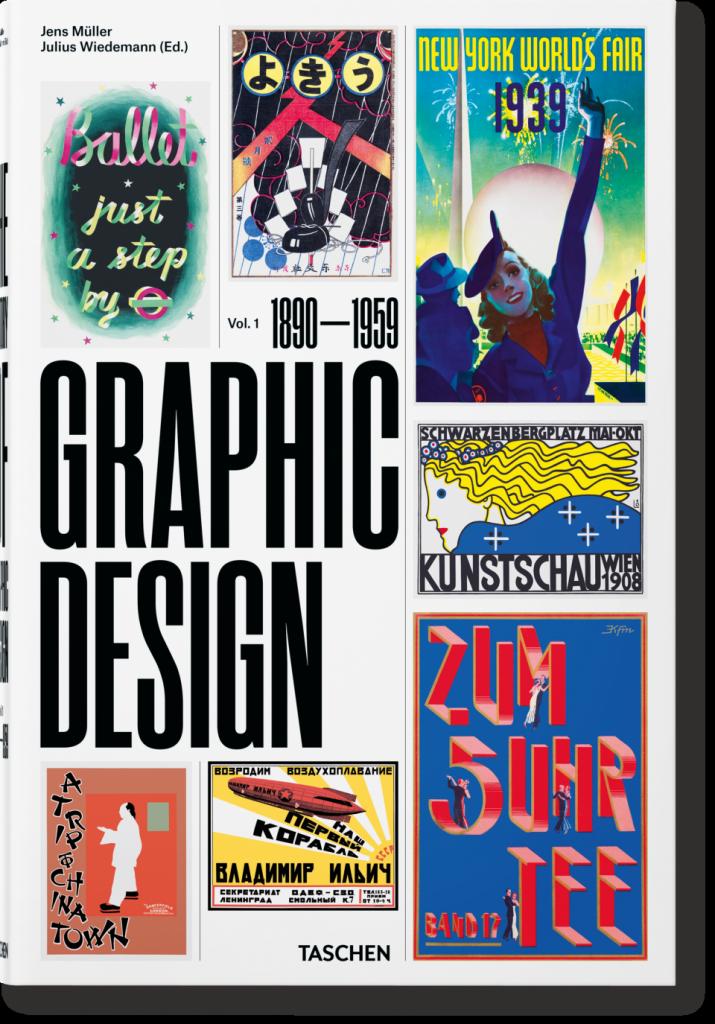 Graphism Design 1890-1959 : les débuts du graphisme occidental